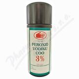 Peroxid vodíku 3% COO drm. sol.  1x100ml 3%