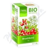 Apotheke BIO Brusinkový ovocný čaj 20 x 1. 8g