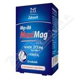 Zdrovit MaxiMag Hořčík 375mg + B6 tob. 50