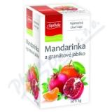 Apotheke Mandarinka a granát.  jablko čaj 20x2 g