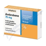 Ambrobene 75mg por. cps. pro. 10x75mg