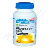 Swiss NatureVia Vitamin D3-Efekt 1000 IU tbl. 90