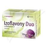 Izoflavony Duo s vitamínem D cps. 50+10 navíc