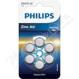Baterie do naslouchadel PHILIPS ZA675B6A-10 6ks