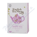 English Tea Shop Bio Bílý Čaj 20 s.