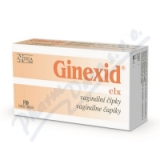 GINEXID vaginální čípky 10x2g