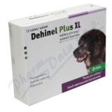 Dehinel plus XL a. u. v.  tbl.  12