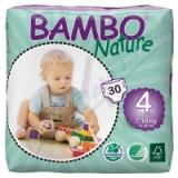 BAMBO Nature Maxi plen. k.  7-18kg 30ks