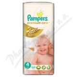 PAMPERS Premium Care 4 Maxi 52ks