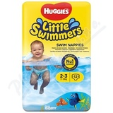 HUGGIES Little Swimmers 2-3roky 3-8kg 12ks