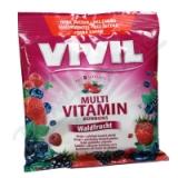 Vivil Multivitamín lesní plody 8vit.  bez cukru 60g