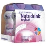 Nutridrink Yoghurt s př.  malina por. sol. 4x200ml