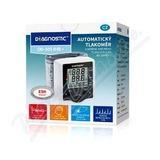 DIAGNOSTIC automat. zápěstní tlakoměr DR-505 IHB+