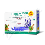 HerbalMed past.  Dr. Weiss BEZ CUKRU Šalv+žen+C 12
