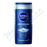 NIVEA Sprchový gel muži ORIGINAL CARE 250ml 83611