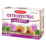TEREZIA Ostropestřec+Reishi cps. 60