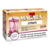 Magnex citrate powder 20 sáčků