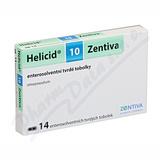 Helicid 10 Zentiva por. cps. etd. 14x10mg