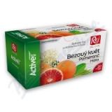 Active Tea Citr. tráva Bezový kv. pomer. máta 20x1. 5g