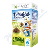 Megafyt Dětský čaj bez kofeinu s anýzem 20x1. 75g