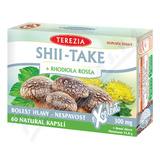 TEREZIA Shii-Take+Rhodiola Rosea cps. 60