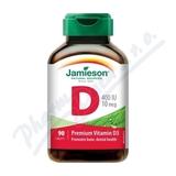 JAMIESON Vitamín D3 400 IU tbl. 90