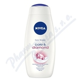NIVEA Sprchový gel DIAMOND TOUCH 500ml č. 80765
