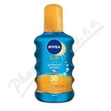 NIVEA SUN Nev. sprej opal.  Protect&Refr.  OF30 200ml