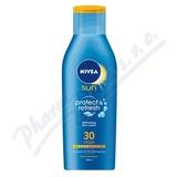 NIVEA SUN Chladivé mléko na opal.  OF30 200ml