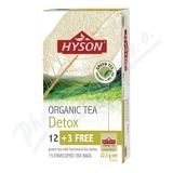 HYSON organický čaj DETOX 15x1. 5mg