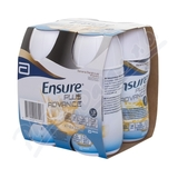 Ensure Plus Advance banánová příchuť 4x220ml