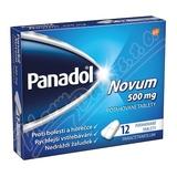 Panadol Novum 500mg tbl. flm.  12 I CZ