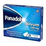 Panadol Novum 500mg tbl. flm.  24 I CZ
