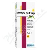 Immune Akut sirup 105 ml Generica