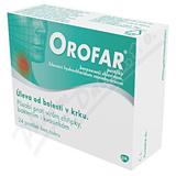 Orofar 1mg-1mg pastilky 24ks