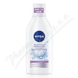 NIVEA Zklidňující micelární voda C 400ml č. 89259