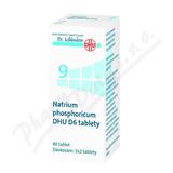 Natrium phosphoricum DHU D5-D30 tbl. nob. 80