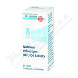 Natrium chloratum DHU D5-D30 tbl. nob. 80