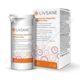 LIVSANE Laktoaktivní kapsle vyvážené trávení 12ks