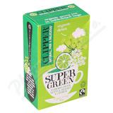 Clipper BIO Zelený čaj Bez Kopř. Fenykl Citr. 20x2g