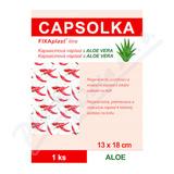 CAPSOLKA Kapsaicínová hřej. nápl.  ALOE 13x18cm 1ks