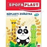 3M Spofaplast 114 Děts. náplasti Zvířátka 20ks