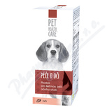 PET HEALTH CARE Péče o oči 100 ml