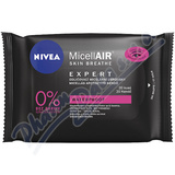 NIVEA MicellAir Expert odlič.  ubrousky 20ks č88547