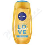 NIVEA Sprchový gel Sunshine Love 250ml č.  84068