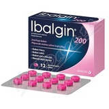 Ibalgin 200 200mg tbl. flm.  12