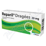 Reparil-Dragées 20mg tbl. ent. 40