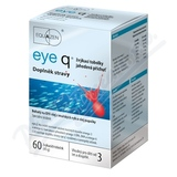 eye q žvýkací tob. 60 jahodová příchuť