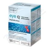 eye q žvýkací tob. 180 jahodová příchuť