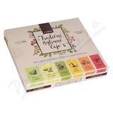LEROS Výběr 6 bylinných a ovocných čajů n. s. 6x5ks